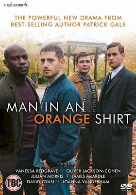 Man in an Orange Shirt 's Poster