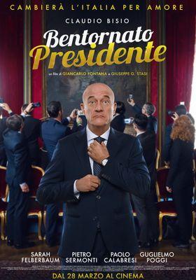 벤토르나토 프레시덴테의 포스터