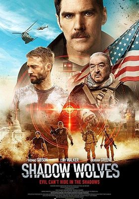 Shadow Wolves's Poster