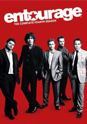『アントラージュ★オレたちのハリウッド シーズン4』のポスター