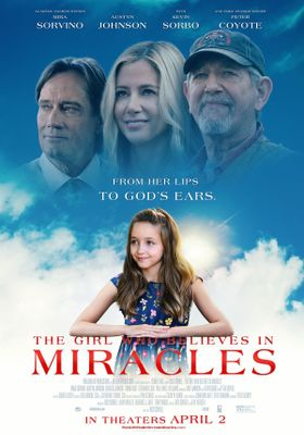 The Girl Who Believes in Miracles's Poster