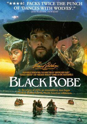 블랙 로브의 포스터