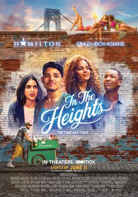 In the Heights's Poster
