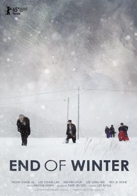 End of Winter's Poster
