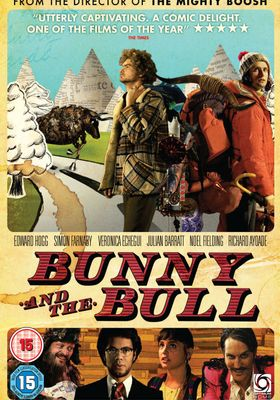 Bunny and the Bull's Poster