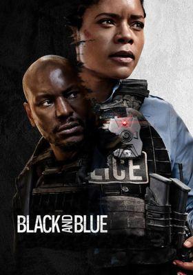 블랙 앤 블루의 포스터