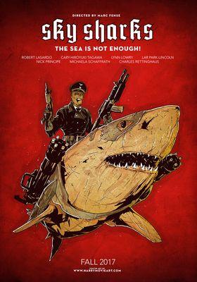 Sky Sharks's Poster