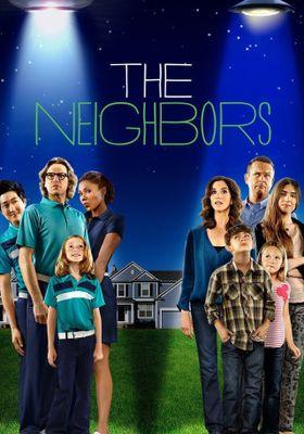 The Neighbors Season 1's Poster