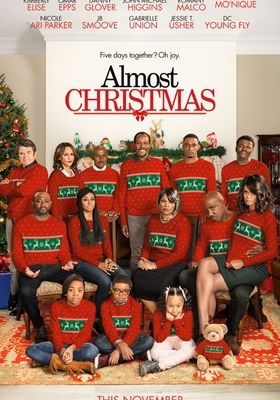 Almost Christmas's Poster