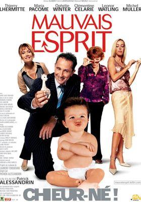 『Mauvais esprit』のポスター
