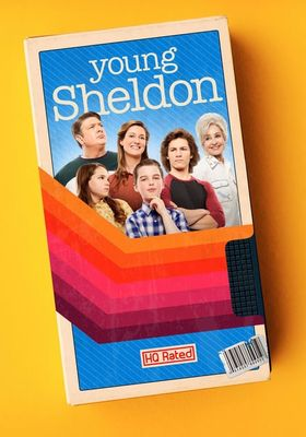 Young Sheldon Season 4's Poster