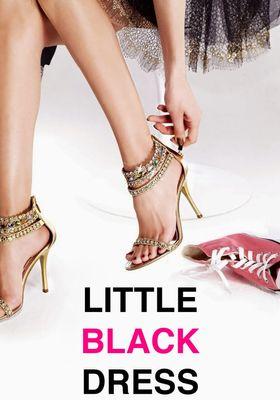 Little Black Dress's Poster