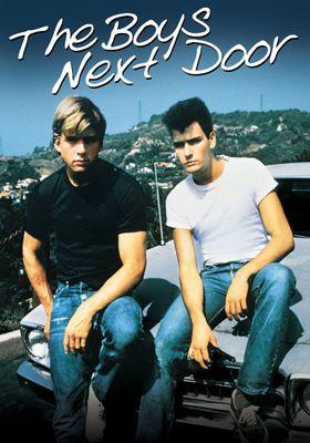 『The Boys Next Door』のポスター