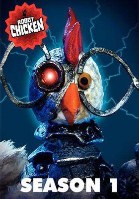 Robot Chicken Season 1's Poster