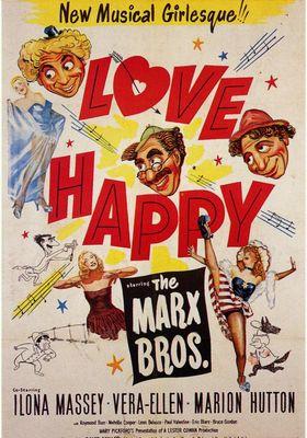 『ラヴ・ハッピー』のポスター