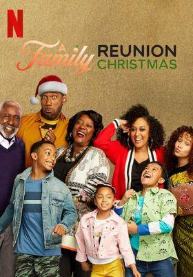 A Family Reunion Christmas's Poster
