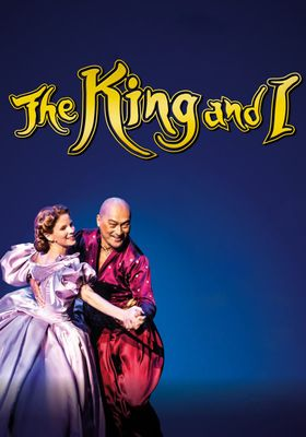 The King And I: From The London Palladium's Poster