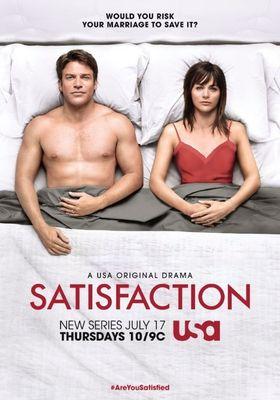 Satisfaction's Poster