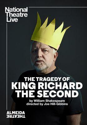 더 트레지디 오브 킹 리차드 더 세컨드의 포스터