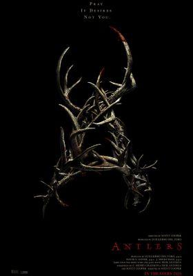 『Antlers(英題)』のポスター