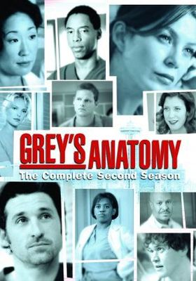 『グレイズ・アナトミー シーズン2』のポスター
