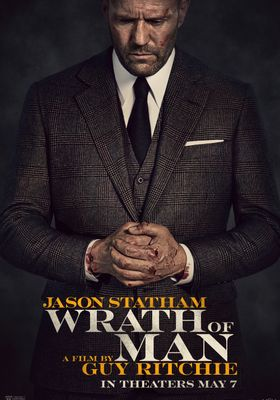 Wrath of Man's Poster