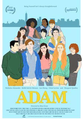 아담의 포스터