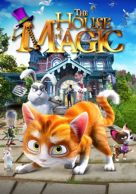 Thunder and the House of Magic's Poster