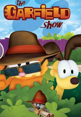 The Garfield Show Season 4's Poster