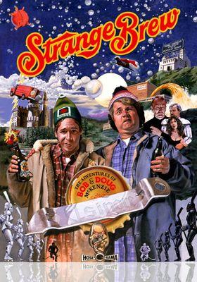스트레인지 브루의 포스터