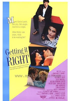 Getting It Right's Poster