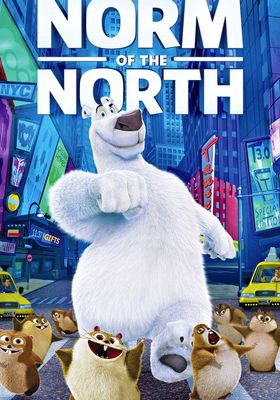 Norm of the North's Poster