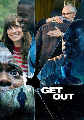 Get Out's Poster