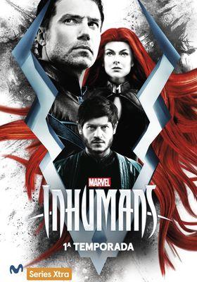 Inhumans 's Poster