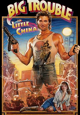 Big Trouble in Little China's Poster