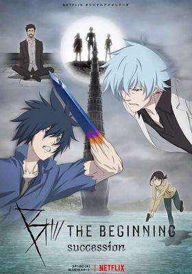 B: The Beginning Succession's Poster