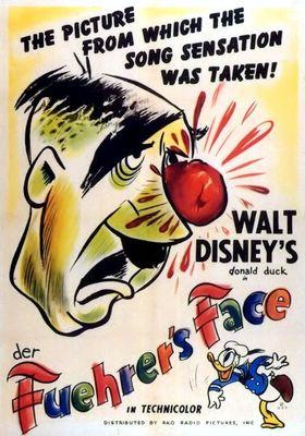 Der Fuehrer's Face's Poster