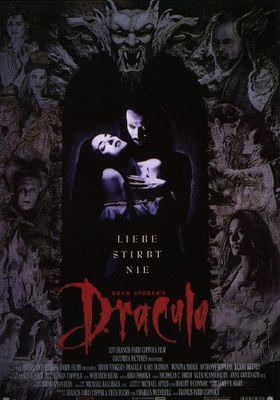드라큐라의 포스터