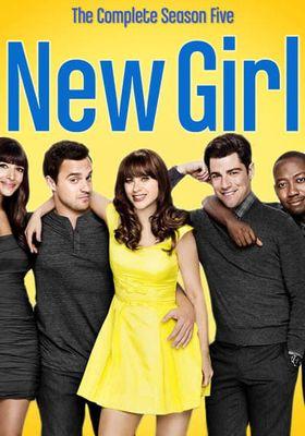 『New Girl ~ダサかわ女子と三銃士 シーズン5』のポスター