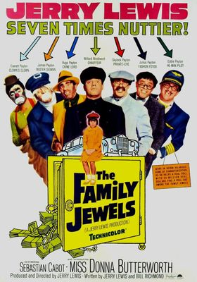 The Family Jewels's Poster