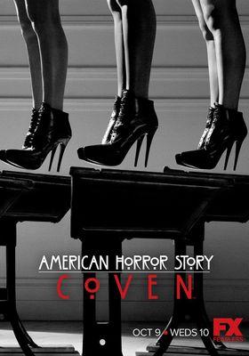 American Horror Story Season 3's Poster