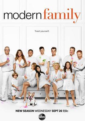 Modern Family Season 10's Poster