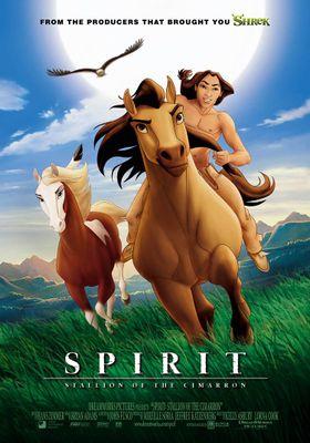 Spirit: Stallion of the Cimarron's Poster
