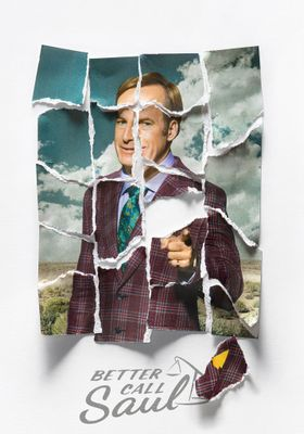 Better Call Saul Season 5's Poster