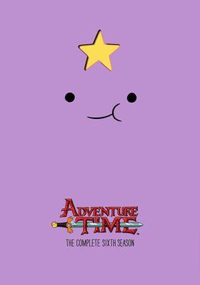 『アドベンチャー・タイム シーズン6』のポスター