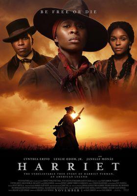 Harriet's Poster