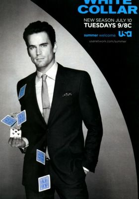 White Collar Season 4's Poster