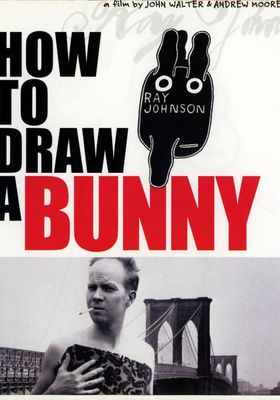 『How To Draw A Bunny』のポスター