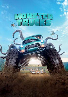 몬스터 트럭의 포스터