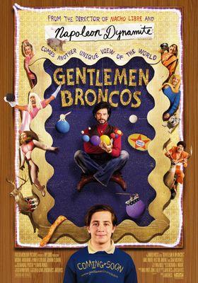 Gentlemen Broncos's Poster